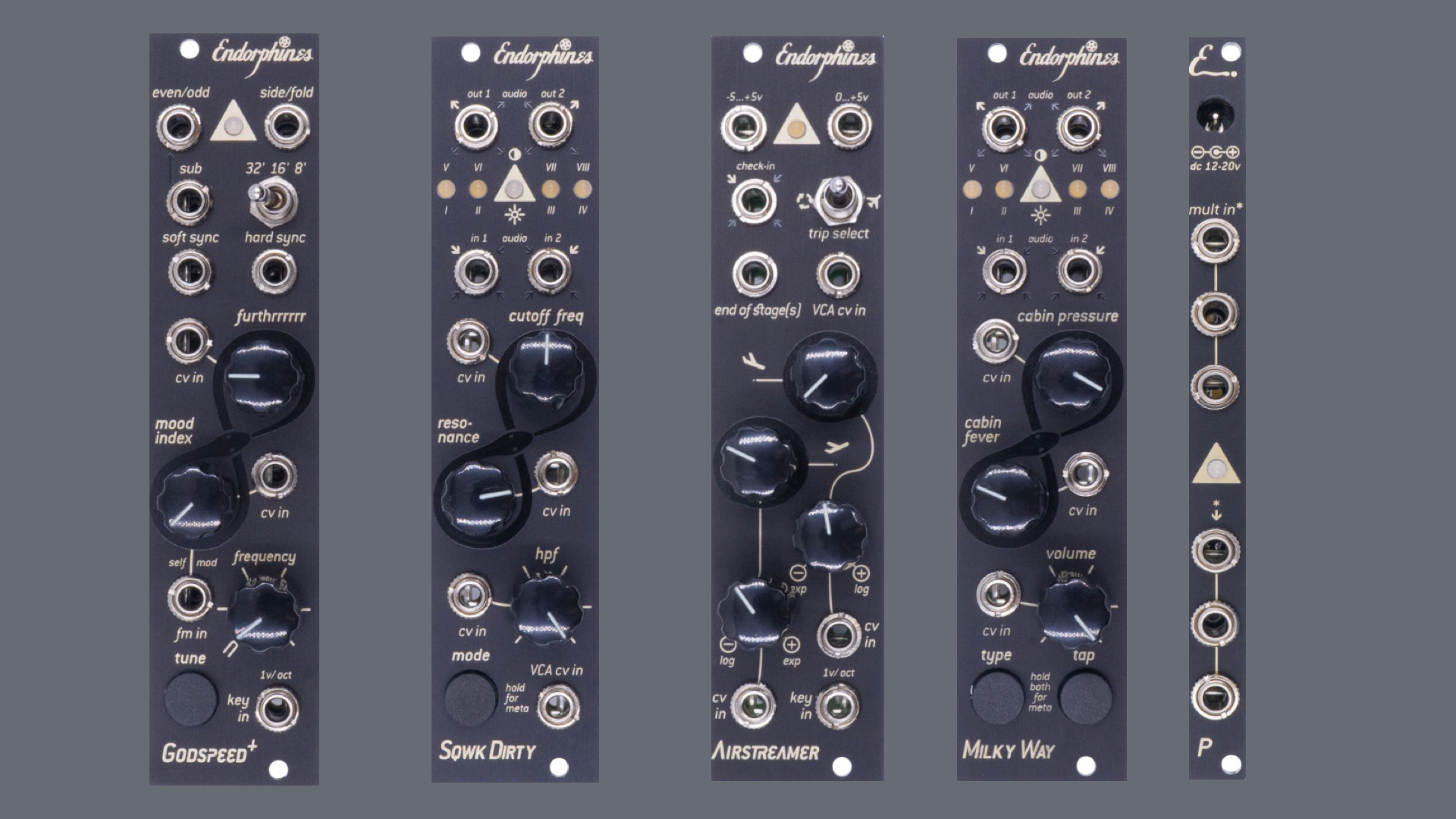 Endorphin.es Superbooth 19 News