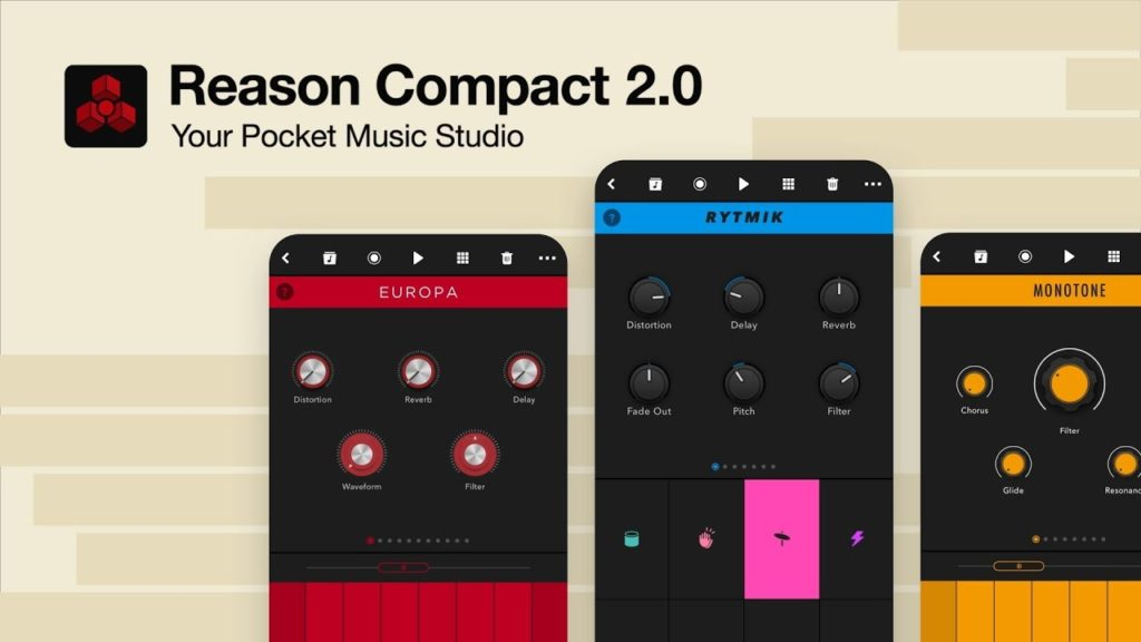Propellerhead Software Reason Compact 2.0