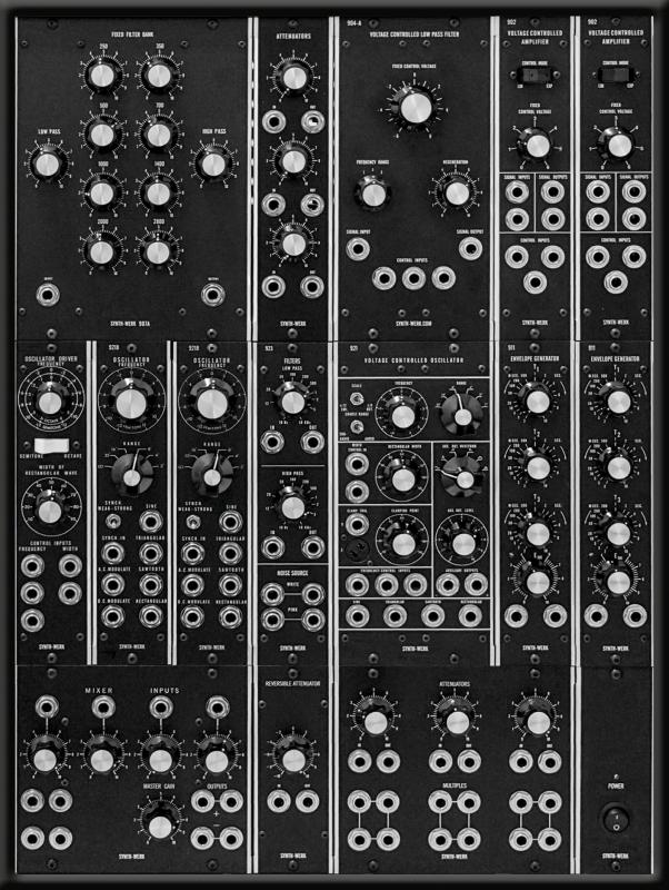 SYNTH WERK Model 15