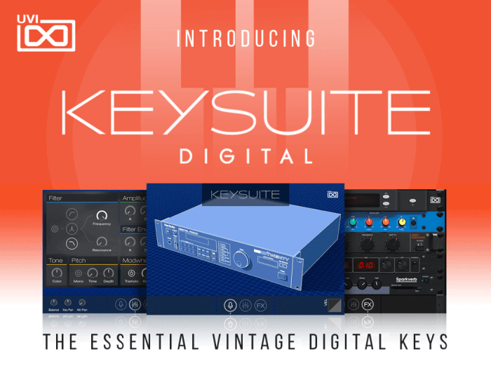 UVI Key Suite Digital