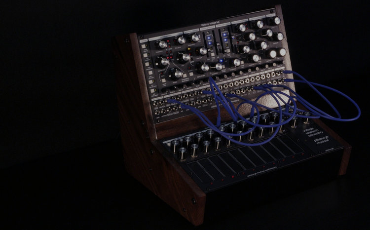 Pittsburgh Modular Voltage Research Laboratory Synthesizer