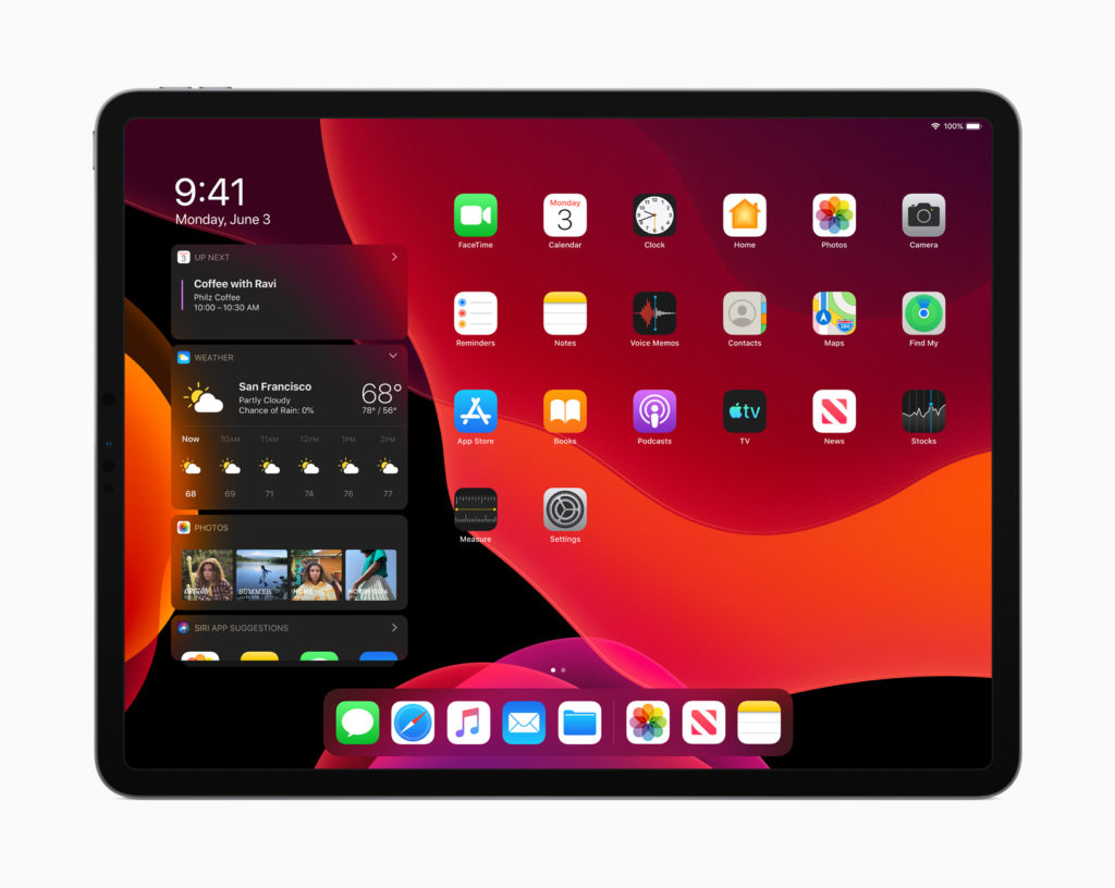 Apple iPadOS
