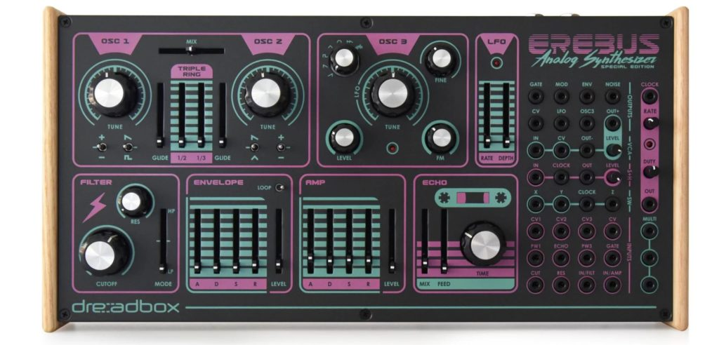 Dreadbox Erebus v3 Special Edition