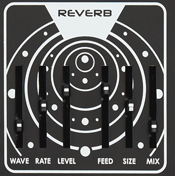 Dreadbox NYX 2 Reverb