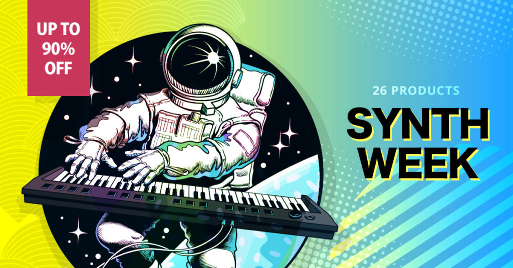 VST Buzz Synth Week