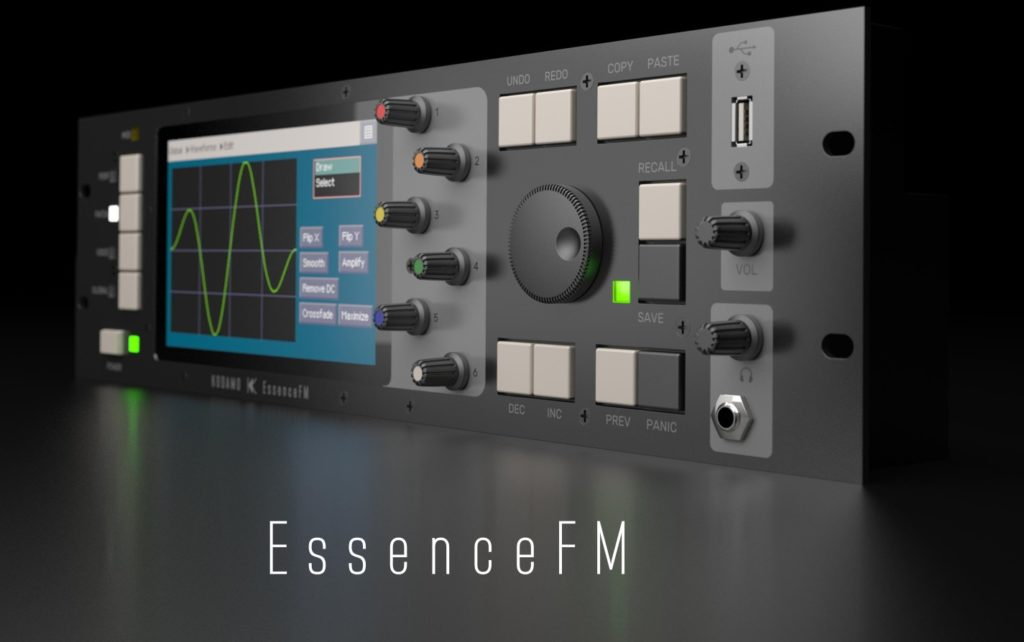 KODAMO EssenceFM Synthesizer