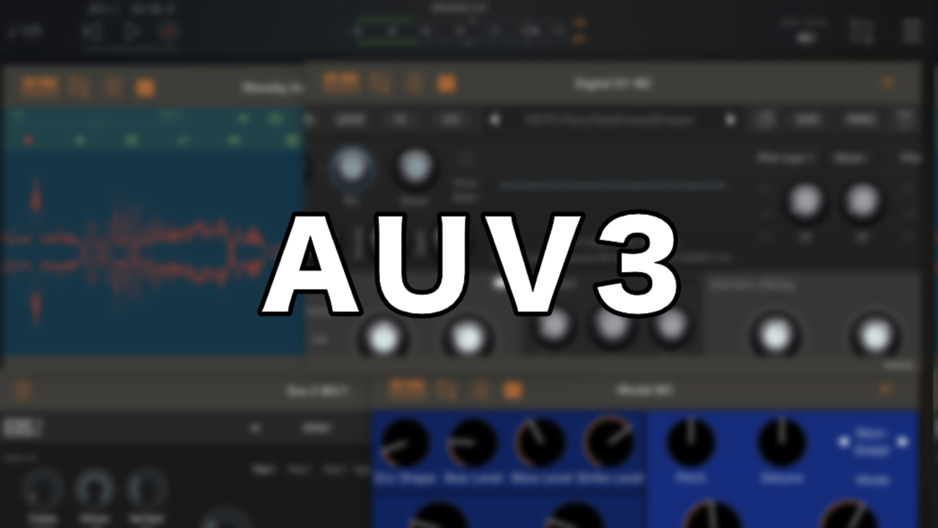 KORG VS  AUV3 Support, Is This A Never Ending Story?