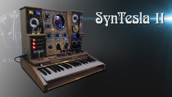 DIY synthesizer Archives - SYNTH ANATOMY
