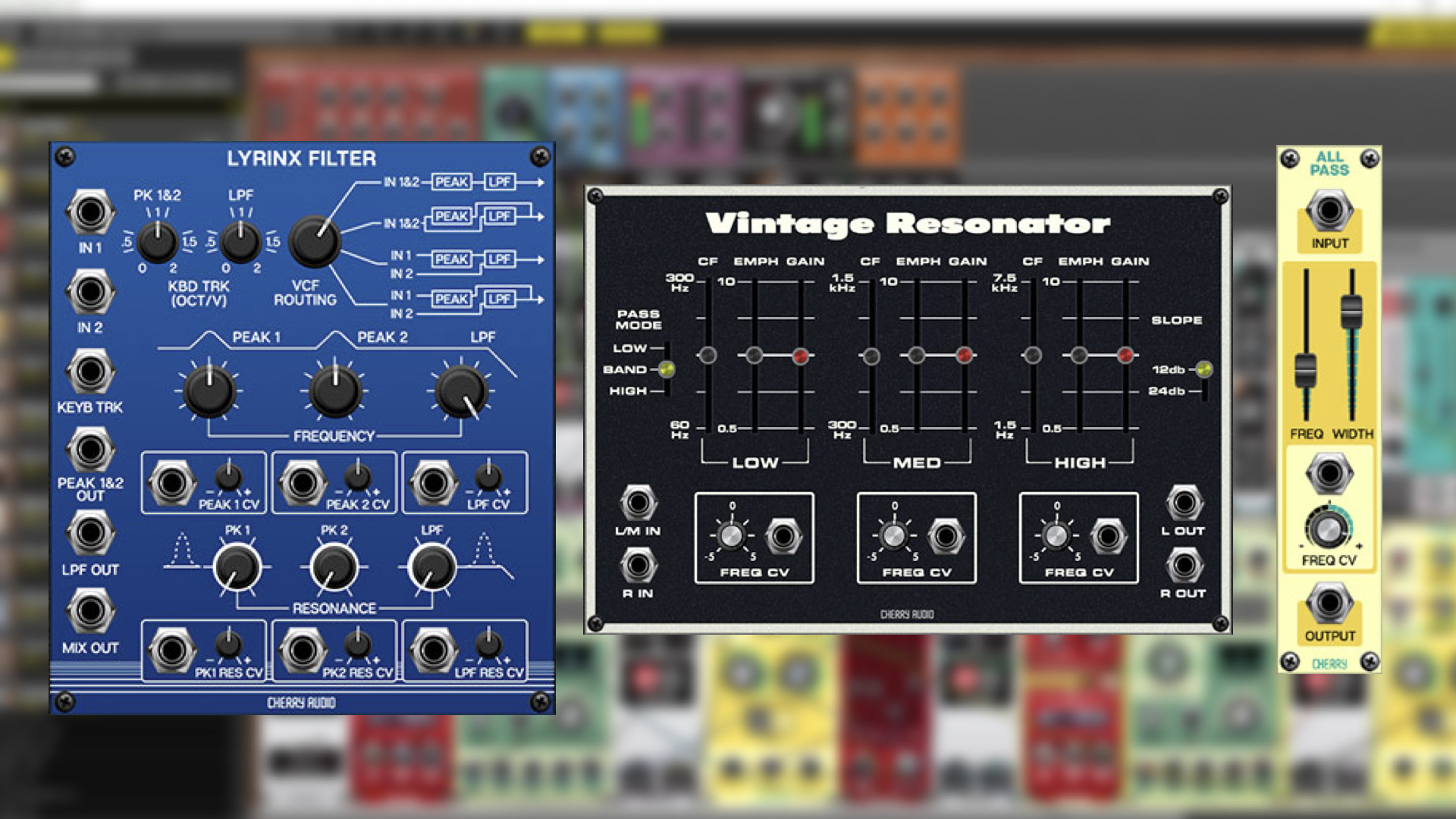 Voltage Modular 1 3 15 Update Adds A Sync Function & 3 New Modules