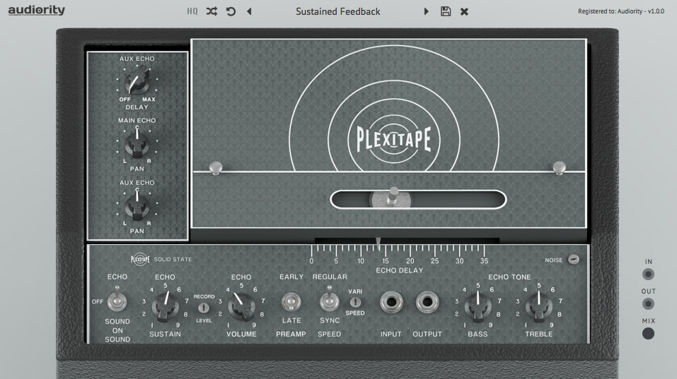 Audiority PlexiTape Review