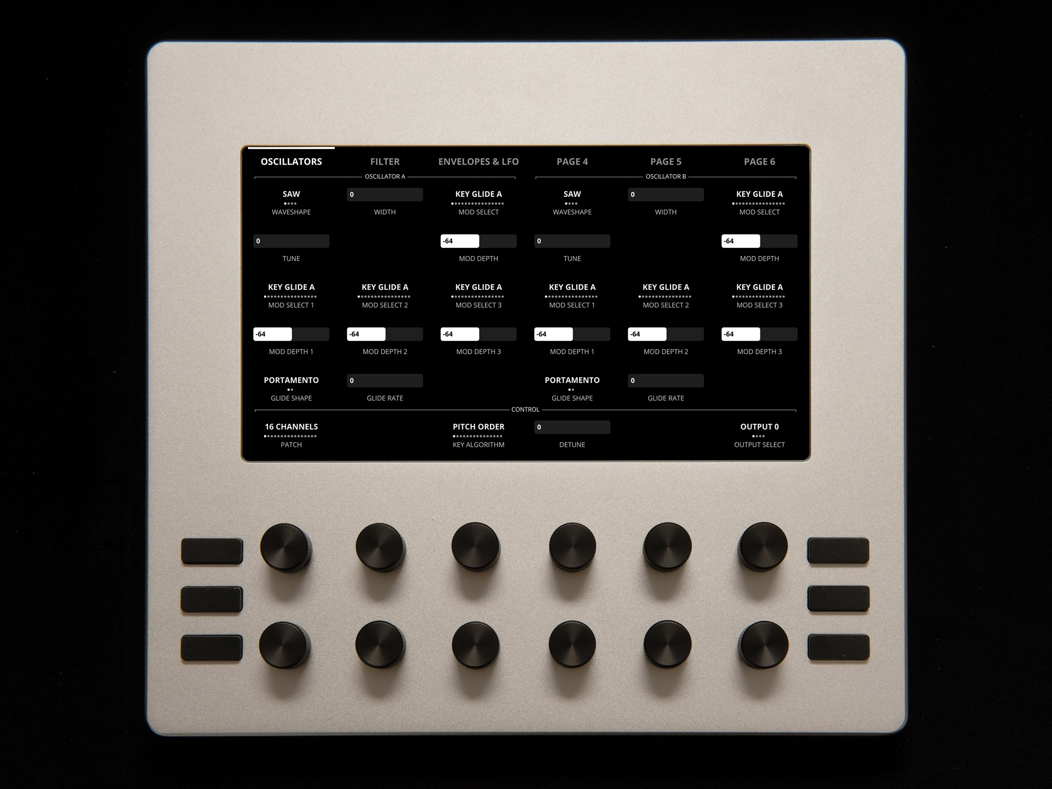 Electra One, MIDI Controller For Hardware & Software