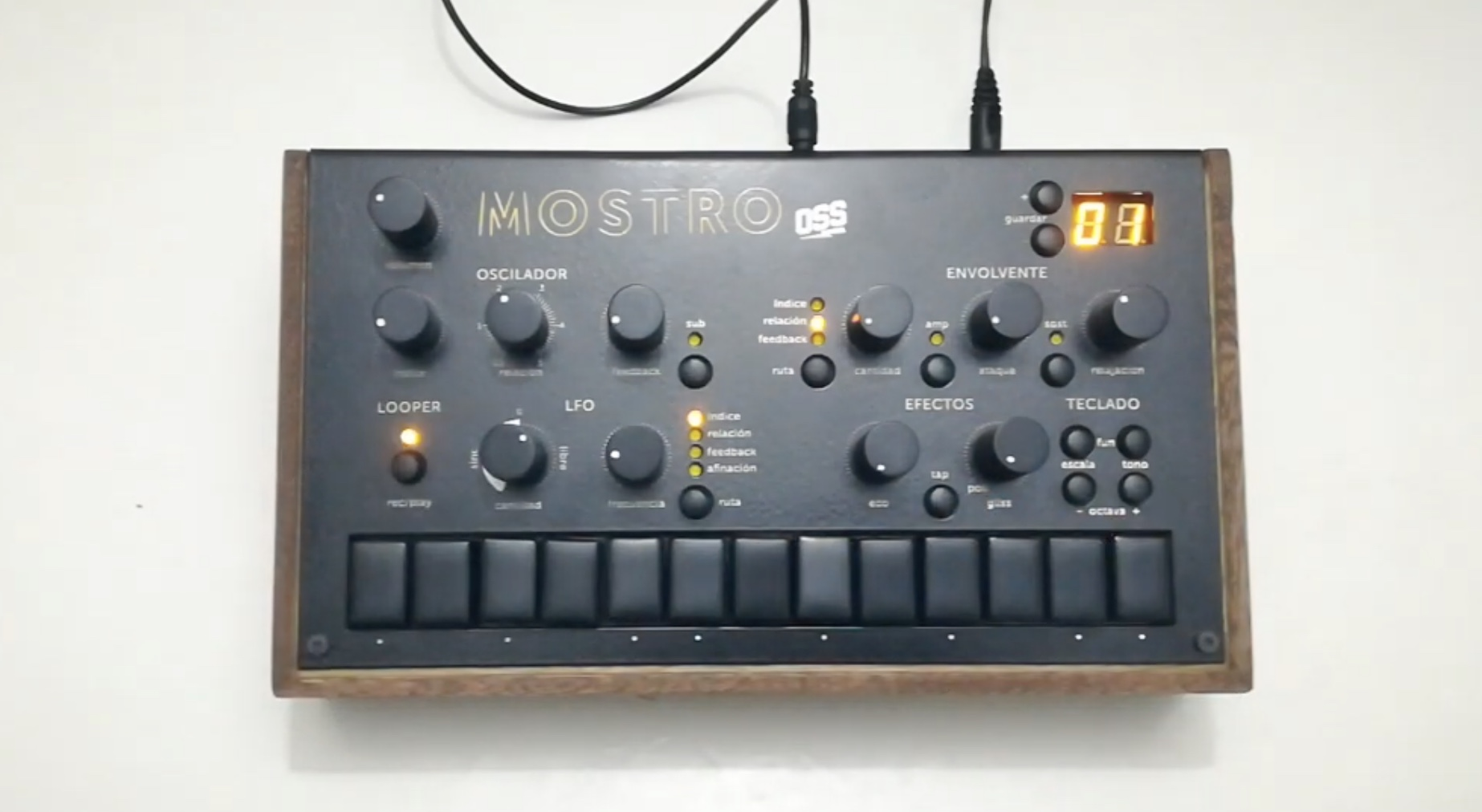 Mostro FM Synthesizer By Outer Space Sounds Is Ready For Pre