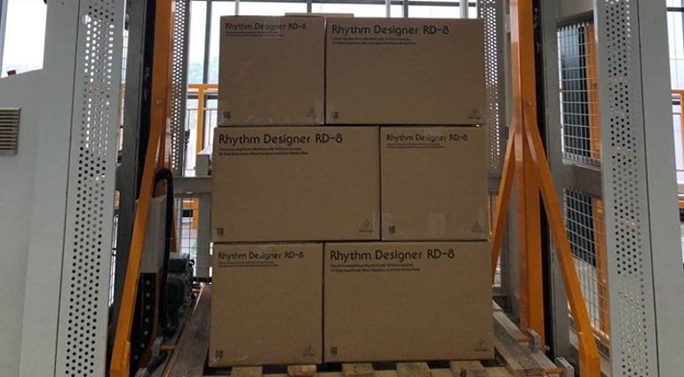 Behringer RD-8 Shipping