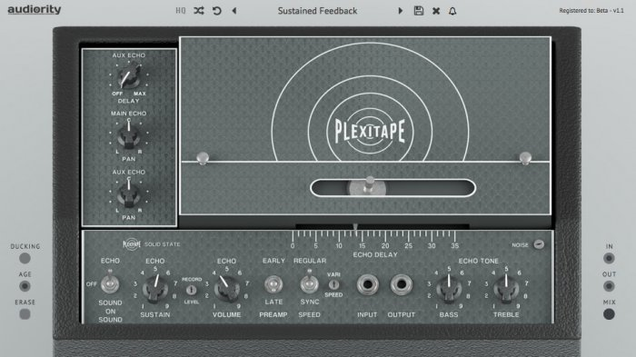 Audiority Plexitape 1.1