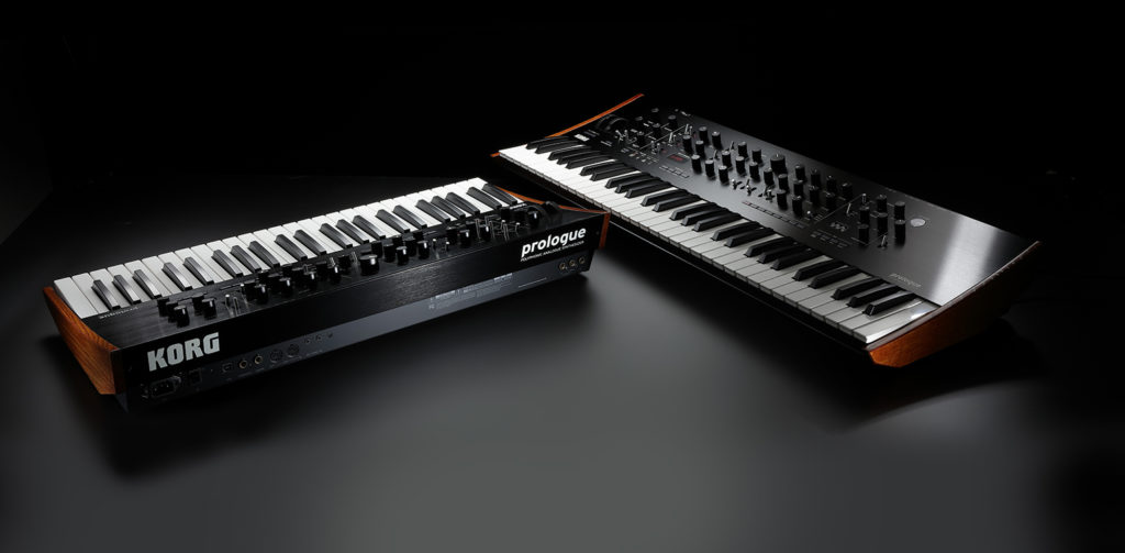 KORG Prologue Firmware 2.0