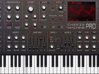 2getheraudio Cheeze Machine Pro