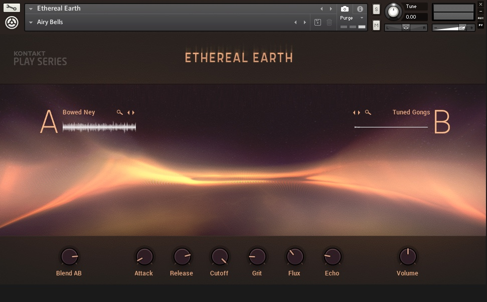 Native Instruments Ethereal Earth