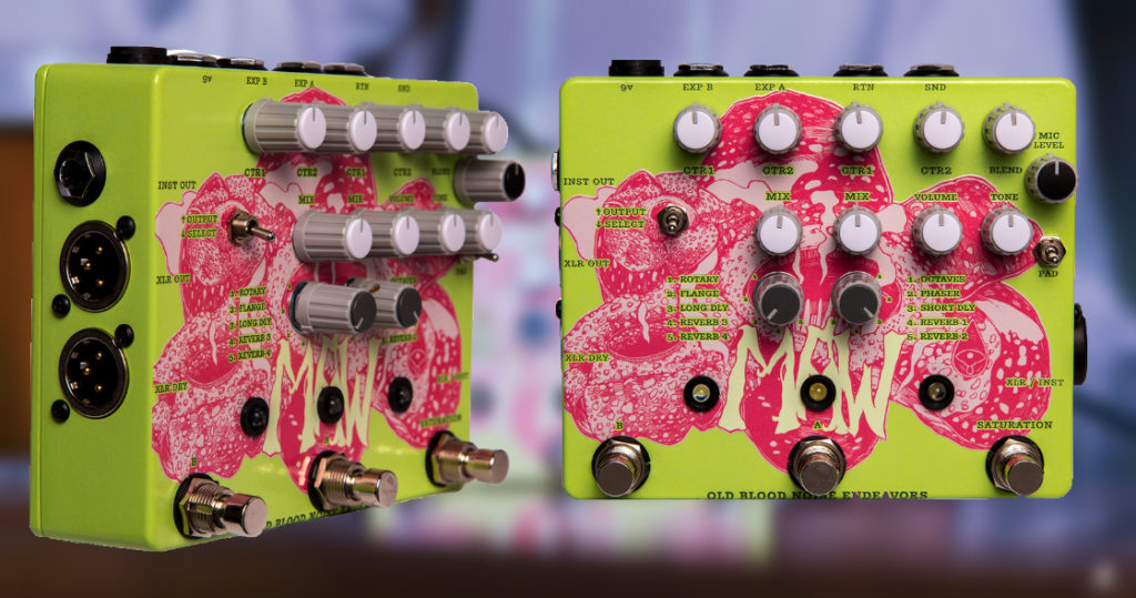 Old Blood Noise Endeavors MAW XLR