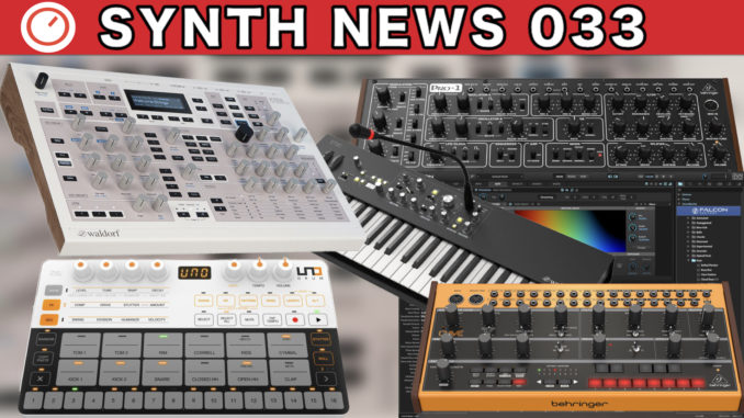 Synth News 033