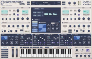Synthmaster One 1.3