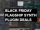 Black Friday flagship synth