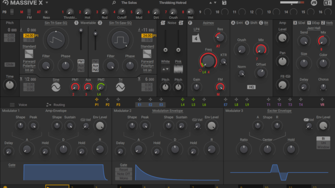 Native Instruments Massive X V1.3