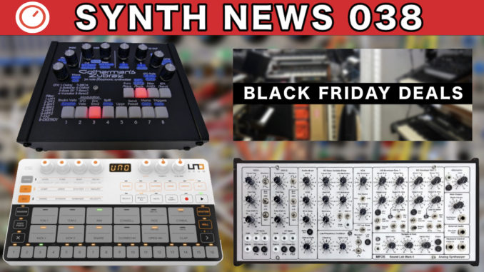 Synth News 038
