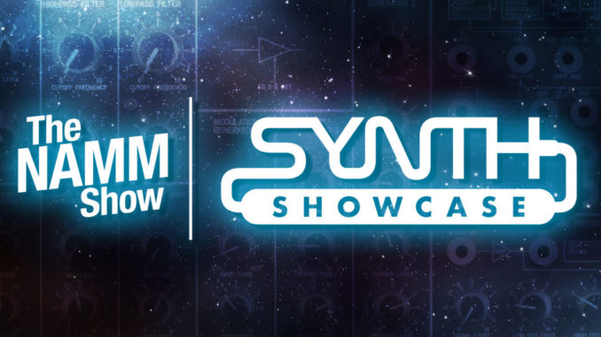 NAMM 2020 Synth Showcase