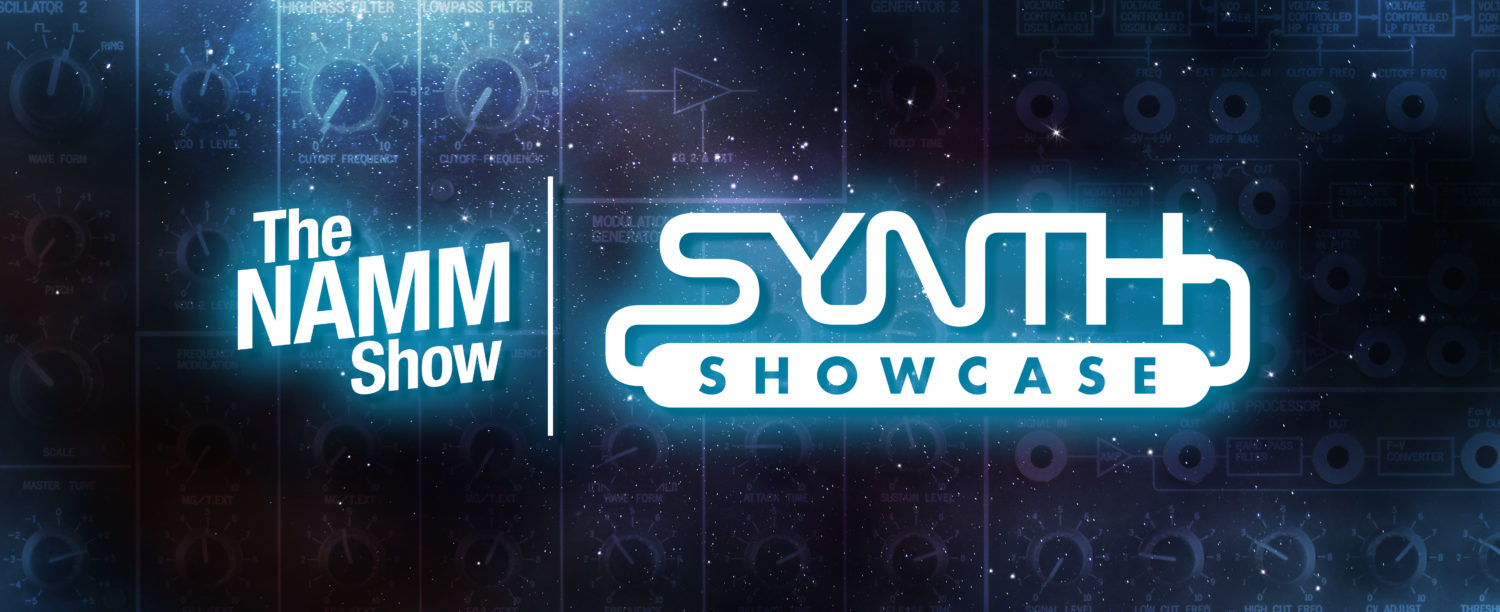 Winter Namm 2020.Namm 2020 Will Feature Synth Showcase New Synthesizer