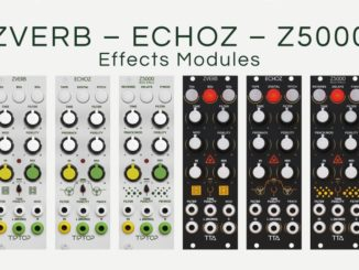 Tiptop Audio Zverb