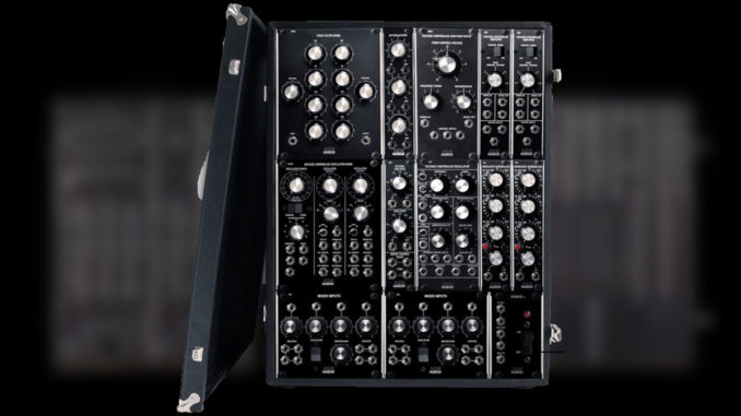 Aion Modular Synthesizer System 15