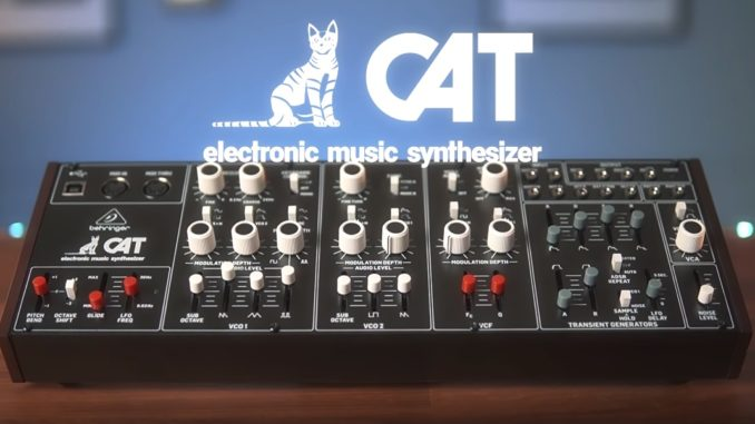 Behringer Cat Synthesizer