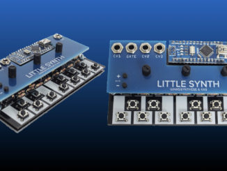 Ginko Synthese Little Synth