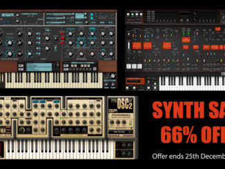 Gforce Software Synth Sale