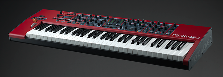 Nord Wave 2 Synthesizer