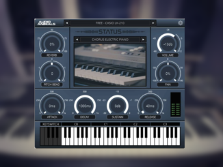 Audio Animals Casio LK-210