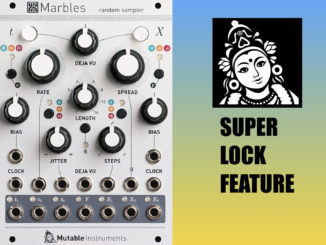 Mutable Instruments Super Lock