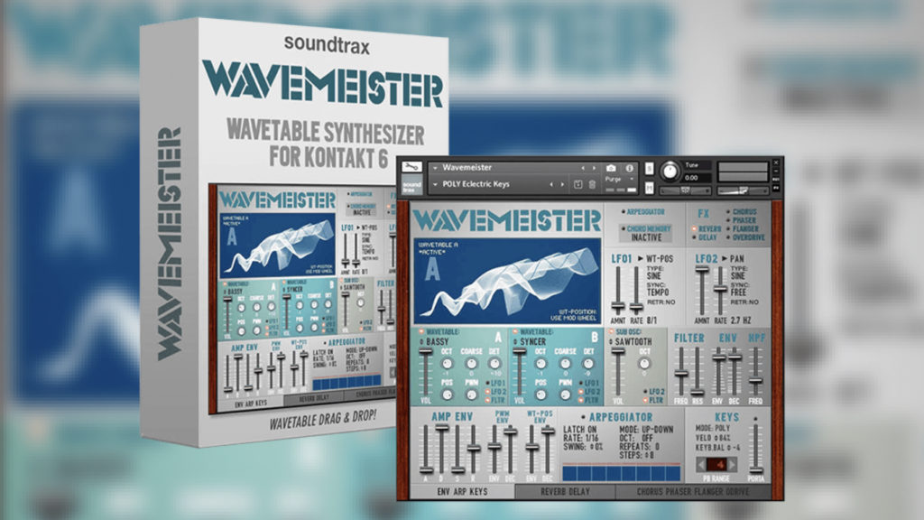Soundtrax Wavemeister