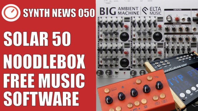 Synth News 050