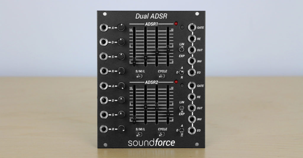 Soundforce Dual ADSR