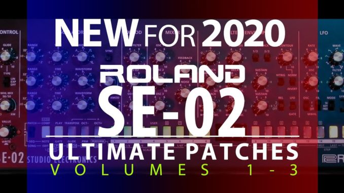 Ultimate Patches Roland SE-02