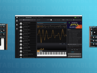 Wavetable Novation Peak Summit