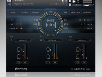 Heavyocity Mosaic Bass