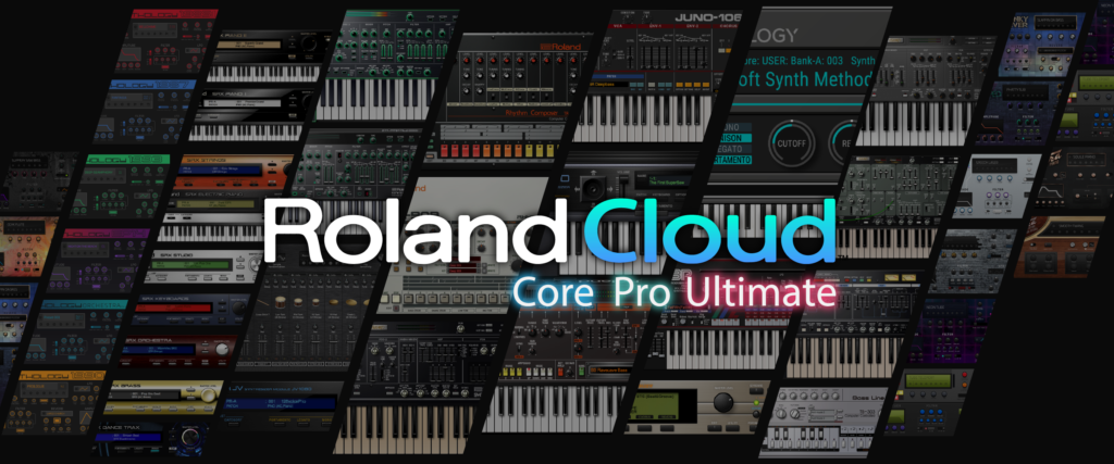 Roland Cloud Zenology