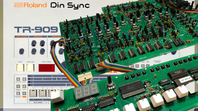Din Sync RE-909