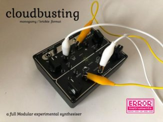 Error Instruments Cloudbusting