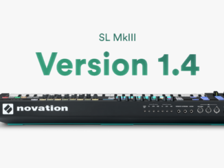 Novation SL MkIII 1.4