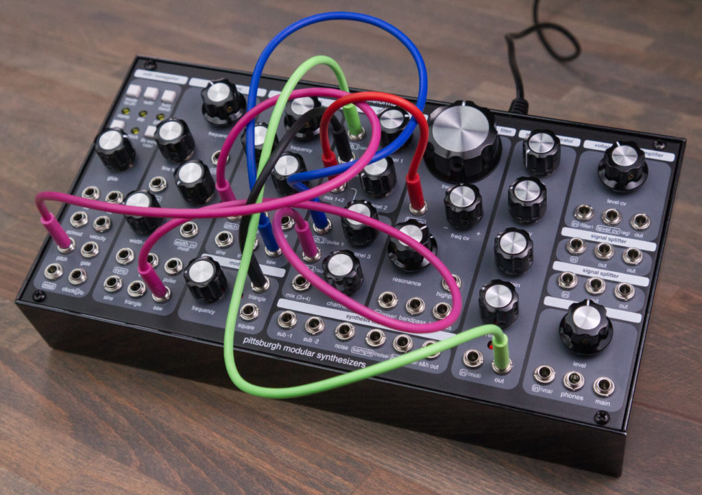 Pittsburgh Modular Lifeforms SV-1b