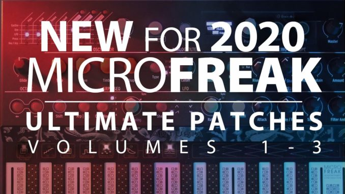 Ultimate Patches MicroFreak