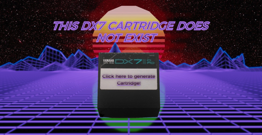this dx7 cart does not exist